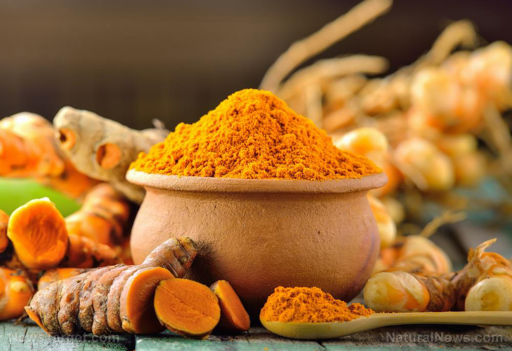Research indicates that turmeric may help mitigate the
